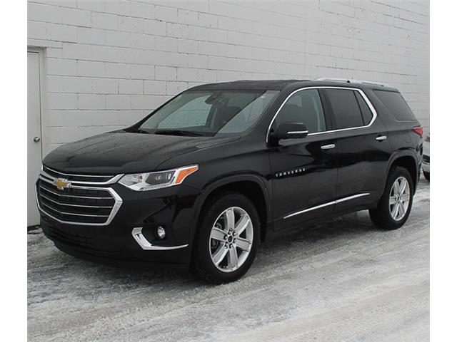 2020 Chevrolet Traverse Premier (Stk: 20204) in Peterborough - Image 1 of 3