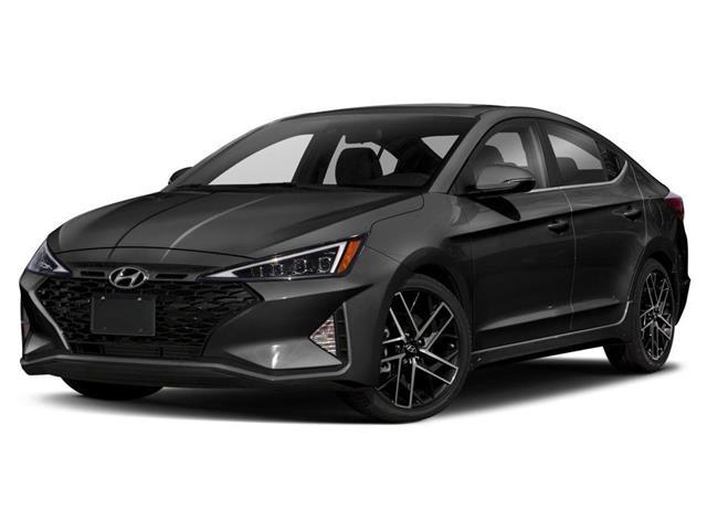 2020 Hyundai Elantra Sport (Stk: 027864) in Whitby - Image 1 of 9