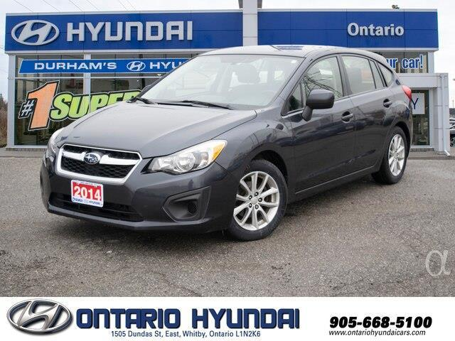 2014 Subaru Impreza  (Stk: 26628K) in Whitby - Image 1 of 19