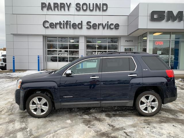 2015 GMC Terrain SLE-2 (Stk: 20-031A) in Parry Sound - Image 1 of 7