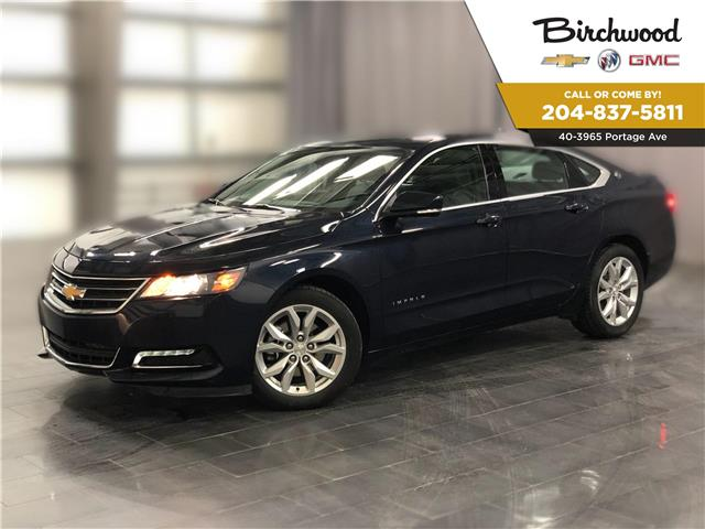2019 Chevrolet Impala 1LT (Stk: F2YJP5) in Winnipeg - Image 1 of 30