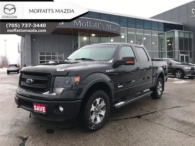 2014 Ford F-150 FX4 (Stk: 27956) in Barrie - Image 1 of 23
