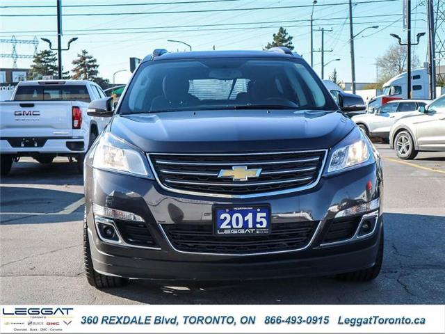 2015 Chevrolet Traverse 1LT (Stk: L100607A) in Etobicoke - Image 2 of 28
