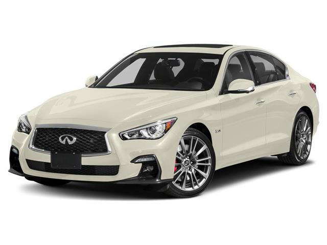 2020 Infiniti Q50 Signature Edition (Stk: H9205) in Thornhill - Image 1 of 9