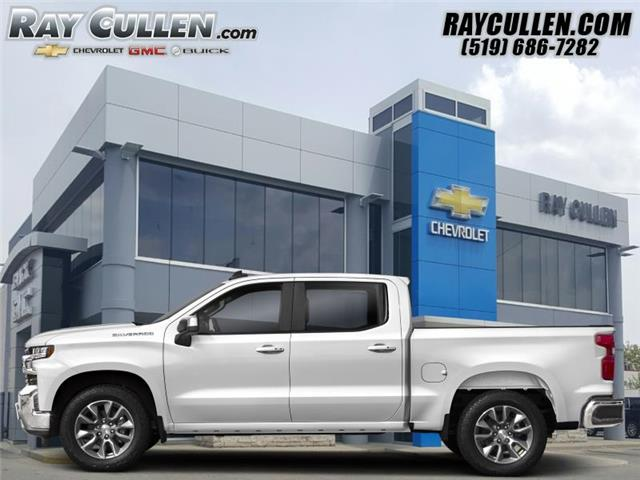 2020 Chevrolet Silverado 1500 Silverado Custom (Stk: 133546) in London - Image 1 of 1