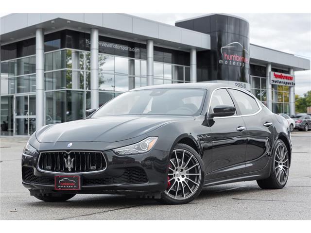 2017 Maserati Ghibli S Q4 (Stk: 20HMS050) in Mississauga - Image 1 of 25