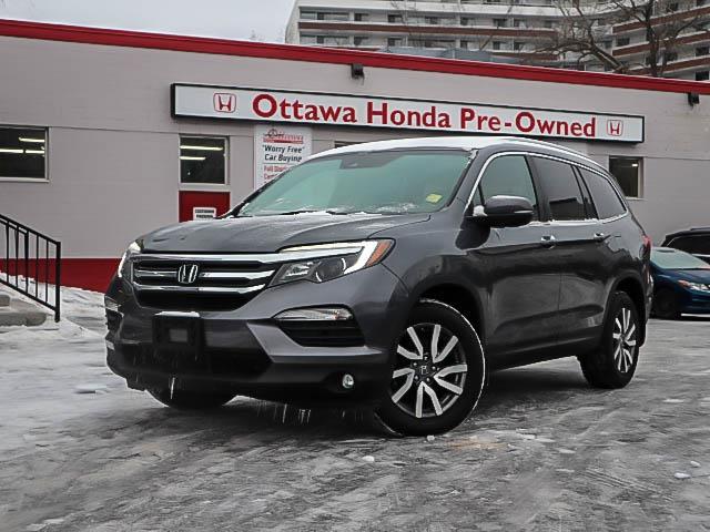 2016 Honda Pilot EX (Stk: H8037-0) in Ottawa - Image 1 of 27