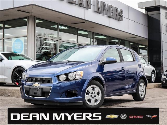 2013 Chevrolet Sonic LS Auto (Stk: 190745A) in North York - Image 1 of 21