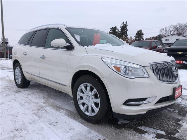 2015 Buick Enclave Leather (Stk: U-2226) in Tillsonburg - Image 1 of 29