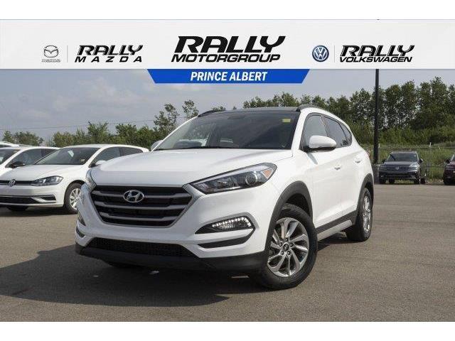 2018 Hyundai Tucson SE 2.0L (Stk: V879) in Prince Albert - Image 1 of 11