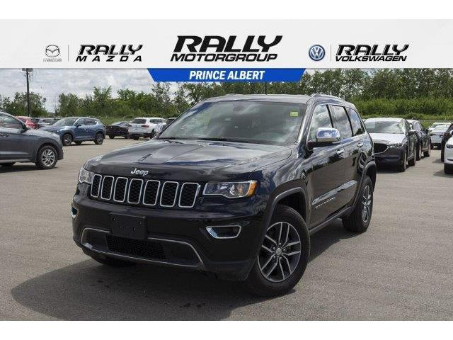 2018 Jeep Grand Cherokee Limited (Stk: V906) in Prince Albert - Image 1 of 11