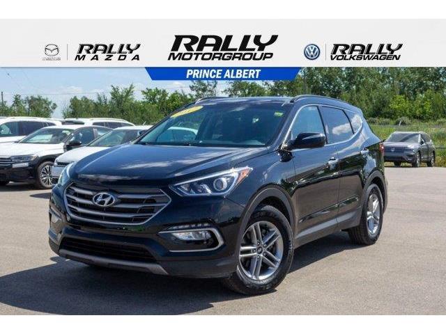 2017 Hyundai Santa Fe Sport 2.4 SE (Stk: V942) in Prince Albert - Image 1 of 11