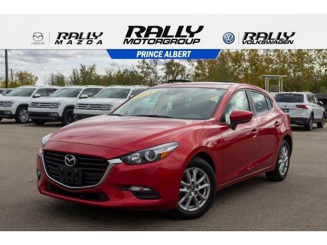 2018 Mazda Mazda3 Sport GS (Stk: V996) in Prince Albert - Image 1 of 11