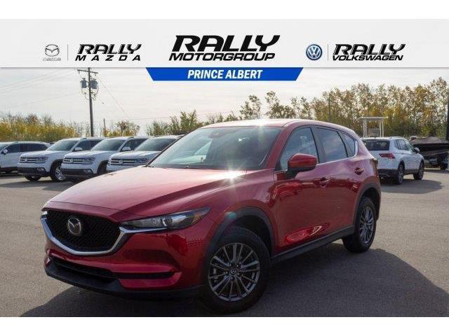 2017 Mazda CX-5 GS (Stk: V1048) in Prince Albert - Image 1 of 11