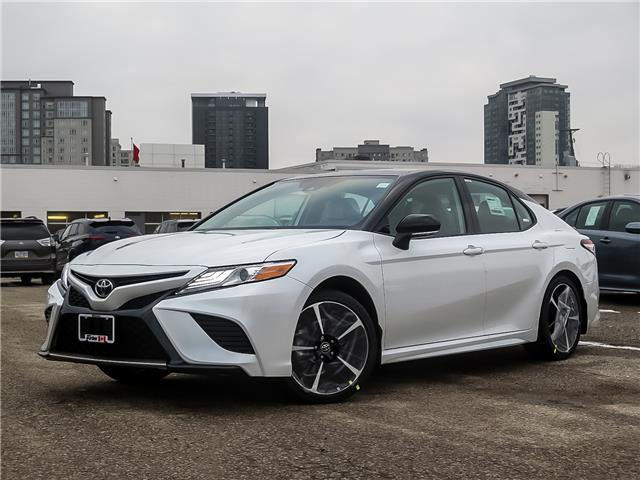 2020 Toyota Camry XSE (Stk: 03016) in Waterloo - Image 1 of 18
