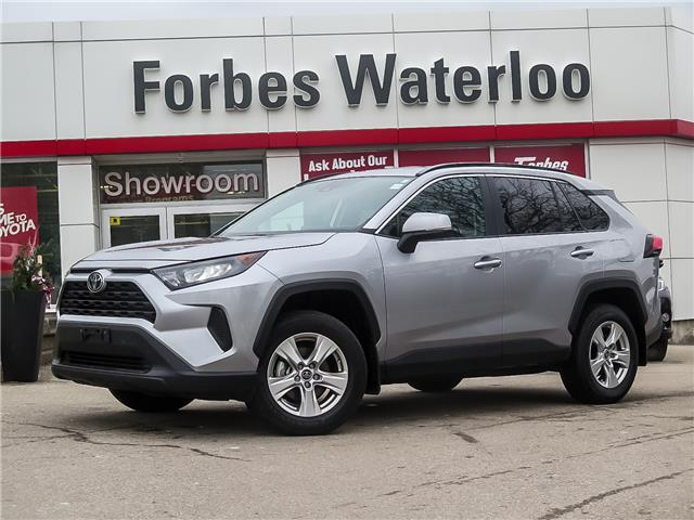2019 Toyota RAV4 LE (Stk: 11713) in Waterloo - Image 1 of 24