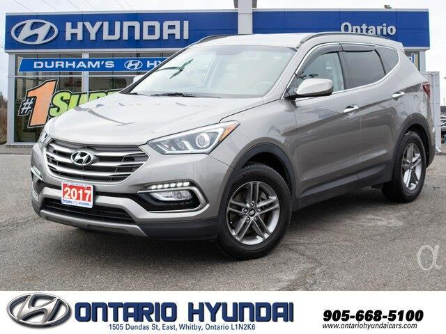 2017 Hyundai Santa Fe Sport  (Stk: 07870K) in Whitby - Image 1 of 19