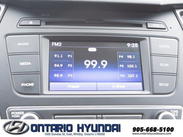 2017 Hyundai Santa Fe Sport  (Stk: 07870K) in Whitby - Image 2 of 19
