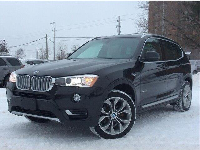 2017 BMW X3 xDrive35i (Stk: P9344) in Gloucester - Image 1 of 29