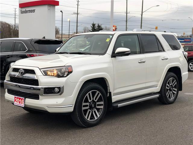2016 Toyota 4Runner  (Stk: TW070A) in Cobourg - Image 1 of 22
