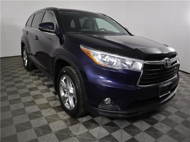 2014 Toyota Highlander Limited (Stk: E1538A) in London - Image 1 of 30