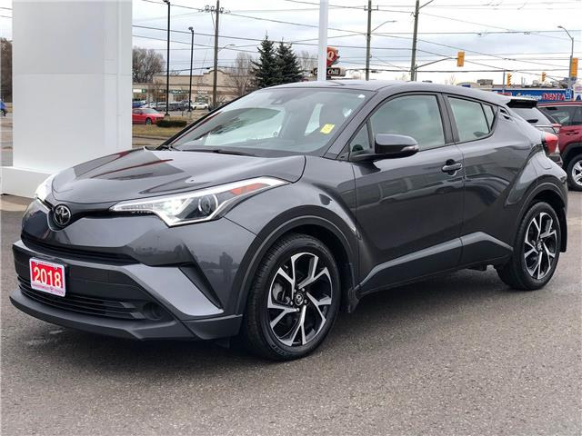 2018 Toyota C-HR XLE (Stk: W4970) in Cobourg - Image 1 of 20