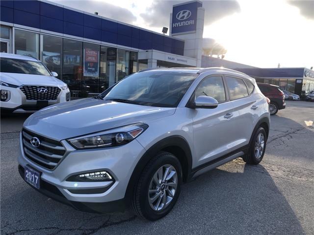 2017 Hyundai Tucson Premium (Stk: 29611A) in Scarborough - Image 1 of 18