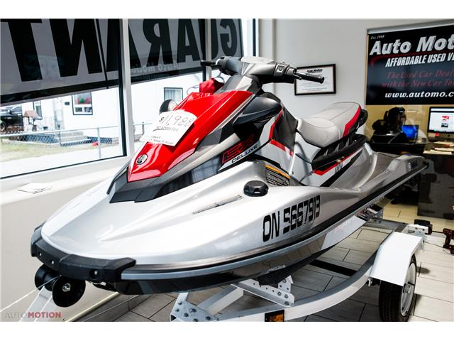 2017 Yamaha EX DELUXE WATERCRAFT (Stk: T18449) in Chatham - Image 1 of 6