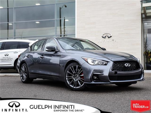 2020 Infiniti Q50  (Stk: I7129) in Guelph - Image 1 of 27