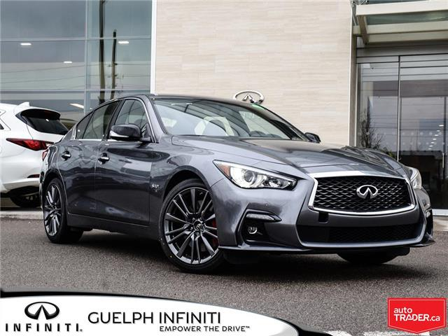 2020 Infiniti Q50  (Stk: I7130) in Guelph - Image 1 of 27