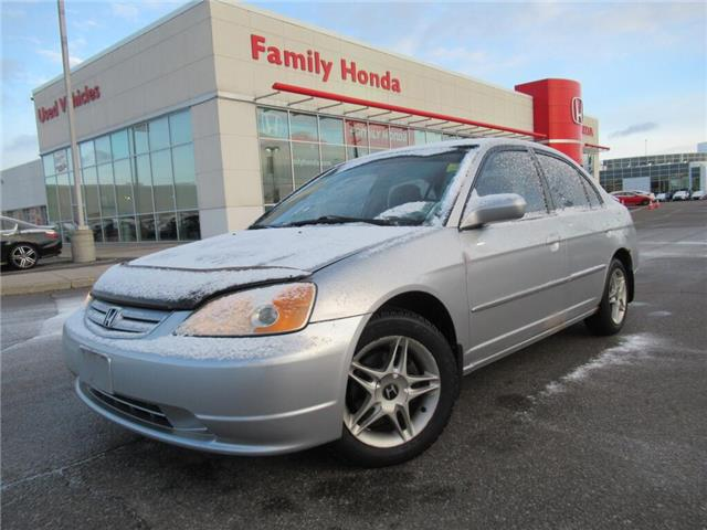 2003 Honda Civic 4dr Sdn LX Auto | BIG SAVINGS | BEST VALUE! (Stk: 946040T) in Brampton - Image 1 of 14