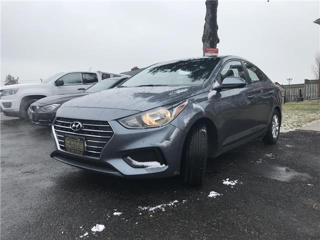 2018 Hyundai Accent  (Stk: 5533) in London - Image 1 of 21