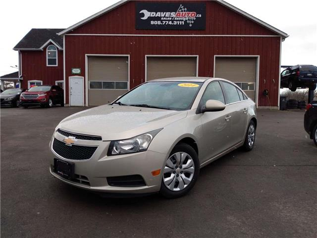 2013 Chevrolet Cruze LT Turbo (Stk: 21497) in Dunnville - Image 1 of 29