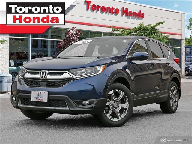 2019 Honda CR-V EX (Stk: H39933A) in Toronto - Image 1 of 27