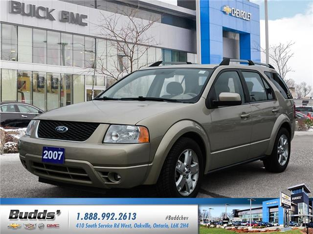2007 Ford Freestyle Limited (Stk: R1444A) in Oakville - Image 1 of 25