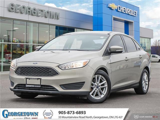 2015 Ford Focus SE 1FADP3F24FL290375 31261 in Georgetown