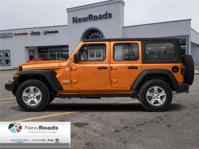 2020 Jeep Wrangler Unlimited Sahara (Stk: W19856) in Newmarket - Image 1 of 1