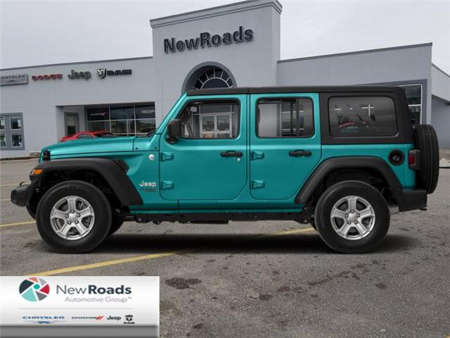 2020 Jeep Wrangler Unlimited Sahara (Stk: W19858) in Newmarket - Image 1 of 1