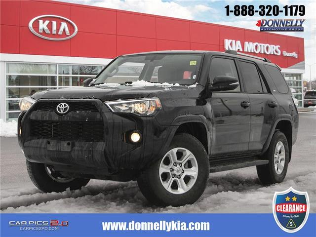 2019 Toyota 4Runner SR5 (Stk: KUR2335) in Kanata - Image 1 of 27