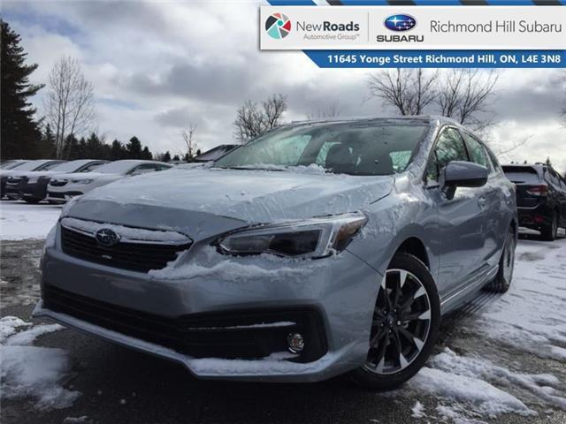 2020 Subaru Impreza 5-dr Sport w/Eyesight (Stk: 34283) in RICHMOND HILL - Image 1 of 21