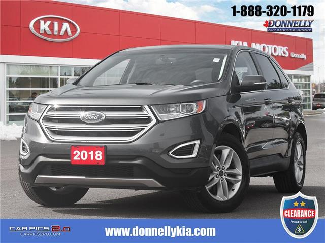 2018 Ford Edge SEL (Stk: MUR978) in Kanata - Image 1 of 27
