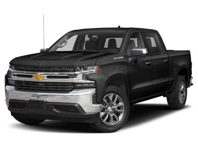 2020 Chevrolet Silverado 1500 Silverado Custom Trail Boss (Stk: 0204330) in Langley City - Image 1 of 9
