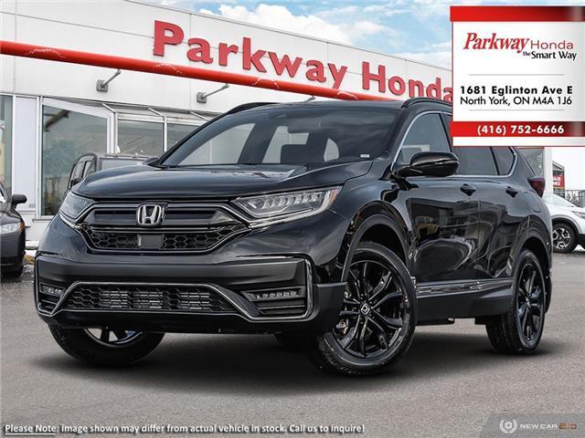 2020 Honda CR-V Black Edition (Stk: 25105) in North York - Image 1 of 23