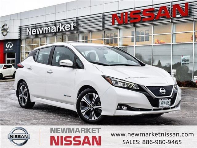 2018 Nissan LEAF SL (Stk: 18L015) in Newmarket - Image 1 of 28