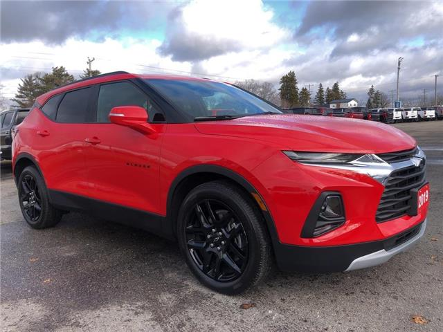 2019 Chevrolet Blazer 3.6 (Stk: U-2225) in Tillsonburg - Image 1 of 28