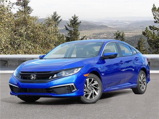 2020 Honda Civic EX (Stk: 20244) in Milton - Image 1 of 23