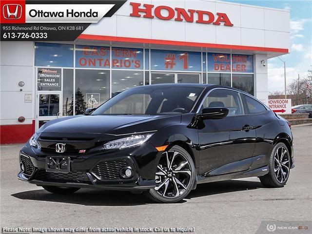 2020 Honda Civic Si Base (Stk: 332820) in Ottawa - Image 1 of 22