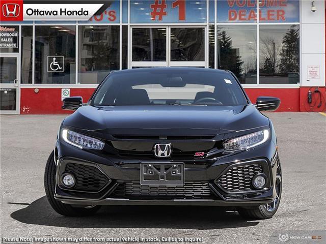 2020 Honda Civic Si Base (Stk: 332820) in Ottawa - Image 2 of 22