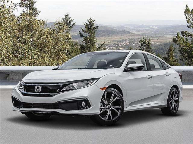 2020 Honda Civic Sport (Stk: 20247) in Milton - Image 1 of 23