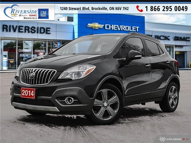 2014 Buick Encore Convenience (Stk: 19-156A) in Brockville - Image 1 of 27